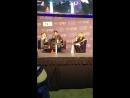 Matt and Dom at Oz Comic-Con_22.09.18_10