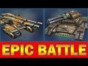 Mammoth vs MARV Epic Battle
