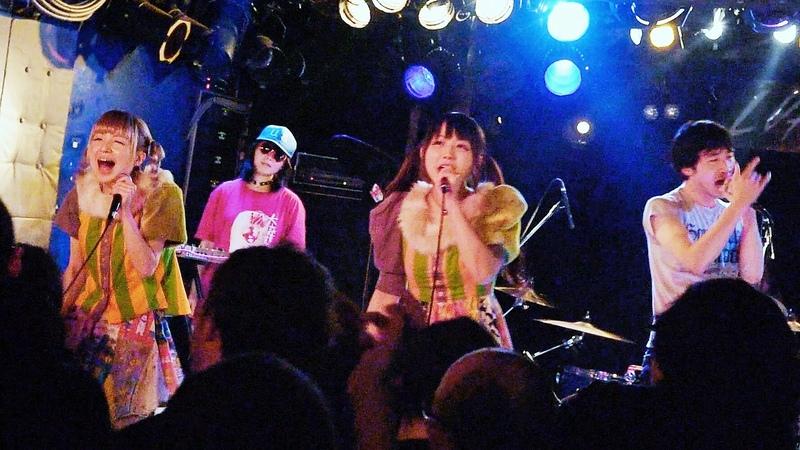 2015.02.10 Have a Nice Day!&おやすみホログラム / エメラルド at 新宿LOFT