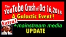 Why YouTube went Down Oct 2018 - - The Galactic News