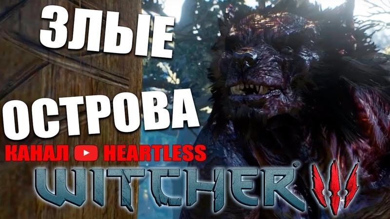 КВЕСТЫ НА ОСТРОВАХ СКЕЛЛИГЕ, ОСВОБОДИТЬ ДЖИНА - ПОЛНОЕ ПРОХОЖДЕНИЕ | The Witcher 3: Wild Hunt 17