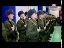 Воркута. Присяга новобранцев воинской части №97692. 15.12.2013 г.