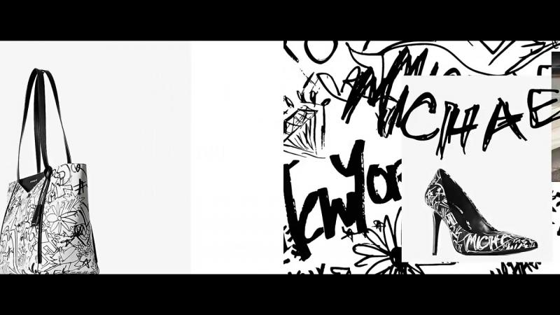Michael Kors NEW COLLECTIOn - GRAFIT