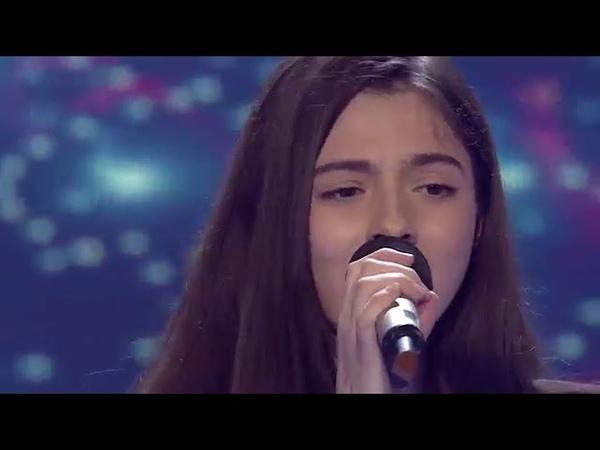 Laura Bretan - You raise me up