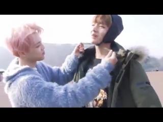 Taehyung is jimins baby boy