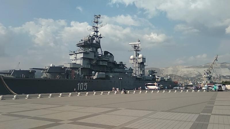 Набережная г.Новороссийск
