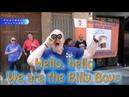 Hello hello we are the Billy Boys Rangers Vila real away