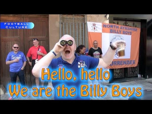 Hello, hello we are the Billy Boys (Rangers - Vila-real away)