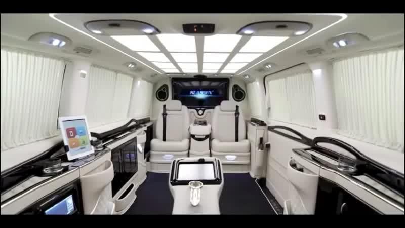 Минивэн Mercedes-Benz vbybd'y mercedes-benz