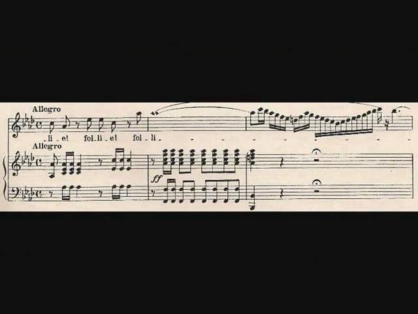 Verdi - La Traviata: Follie, follie.. Sempre libera