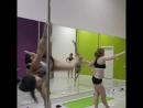 УрОк pole dance fitness в Анаэль 🦋👍