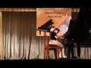 Всероссийский конкурс фортепианных ансамблей, г. Челябинск. Теребилкина Кристина - Алменова Хулкар