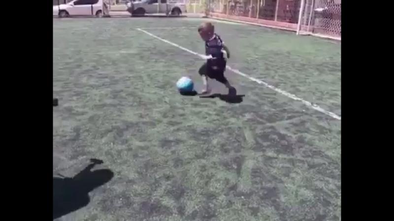 Он будет легендой футбола