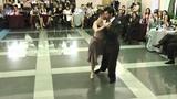 Javier Rodriguez y Andrea Misse,
