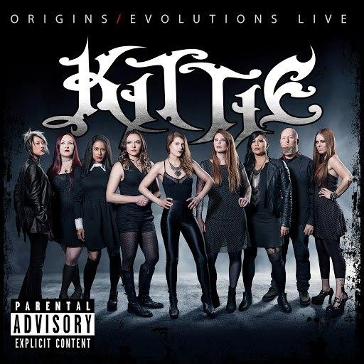 Kittie альбом Origins/Evolutions (Live)
