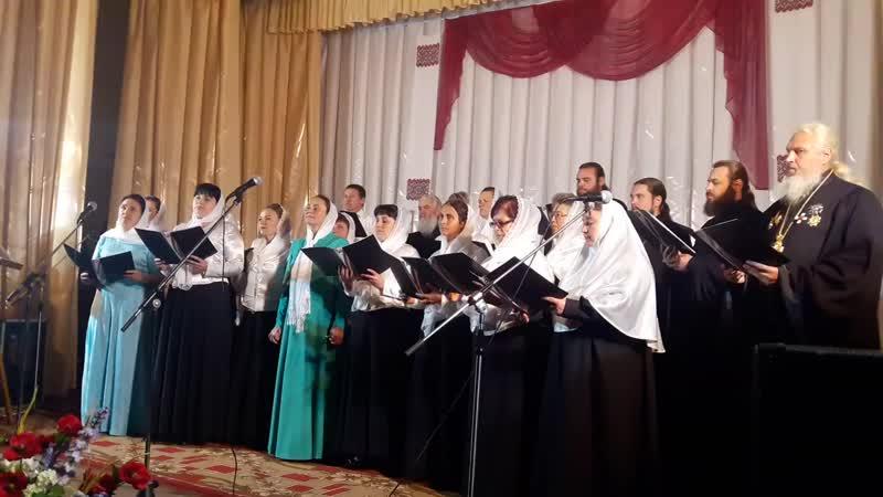 Концерт духовной музыки для всех