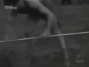 Метание копья с поворота древний баский способ