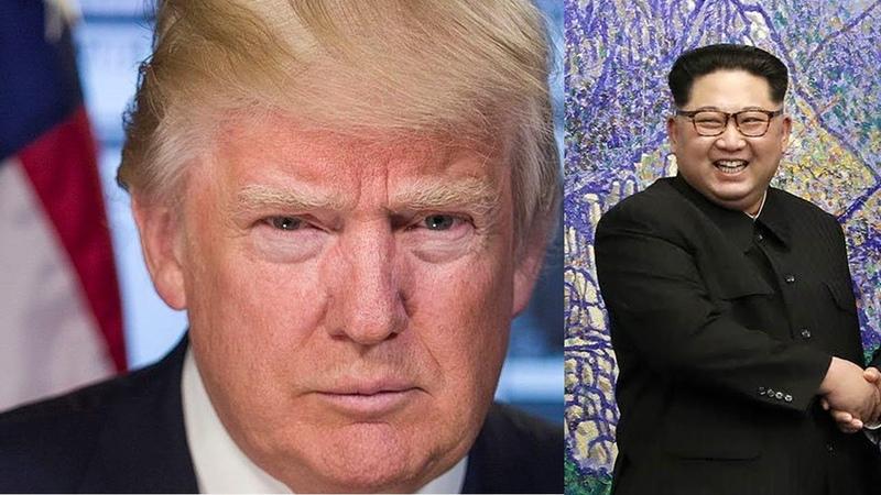 А.Векслер: Трамп проверяет Ким Чен Ына на вшивость
