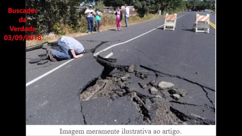 A Terra foi atingida por 144 grandes terremotos em uma única semana de agosto, e ninguém está faland