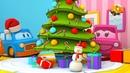 Especial de Navidad Coches Inteligentes La Temporada Navideña