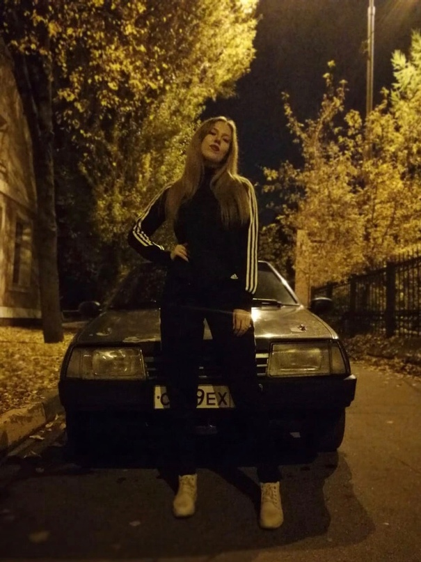 Настя Рязанцева | Paris