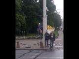 Вот такие люди ходят по Минску