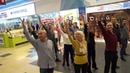 Флешмоб артистов Оренбургского театра музкомедии перед премьерой мюзикла Джейн Эйр