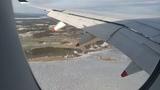 A-350 Sigapore airlines landing at Stokholm Arlanda
