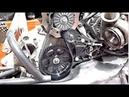 TKI INC. Belt drive install POLARIS RMK AXYS