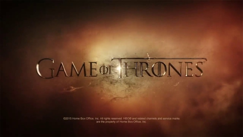 Игра Престолов Game of Thrones 5 сезон Трейлер 2015 HD