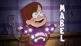 Gravity falls - Mabel vs Star