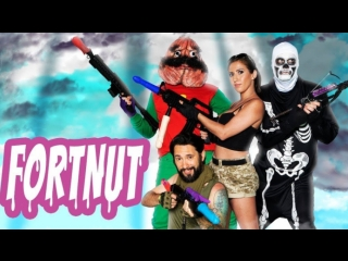 Fortnite - порно пародия - fortnut - april o'neil, missy martinez [pornmir, порно вк, new porn vk, hd]