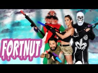 Fortnite - порно пародия - fortnut - april o'neil, missy martinez [pornmir, порно вк, new porn vk, hd]