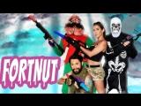 FORTNITE - ПОРНО ПАРОДИЯ - FORTNUT - April O'neil, Missy Martinez PornMir, ПОРНО ВК, new Porn vk, HD