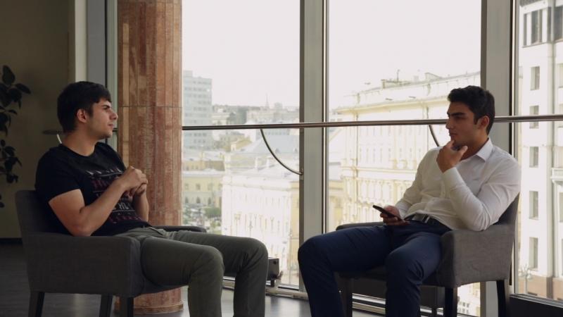 Интервью с Леонидом Лабуном KIWI 2 0