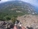 путь от Гурзуфа до вершины Медведь-ГорыАю-Даг
