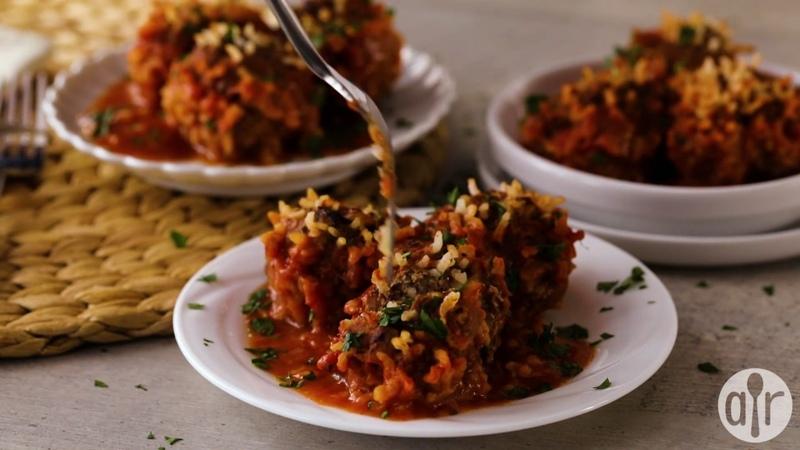 How to Make Melinda's Porcupine Meatballs  Dinner Recipes   Allrecipes.com