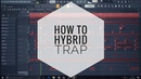 HINDI ENGLISH How to make Hybrid Trap Trap music kaise banaye Tutorial Free FLP Basics