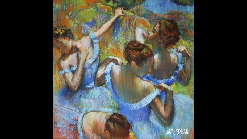 Les grands maîtres de la peinture_ Degas - Toute LHistoire