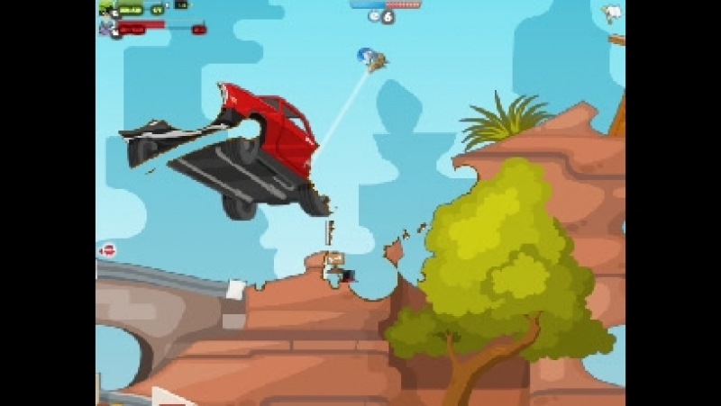 Вормикс: Я vs Чинук (16 уровень)