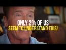 Arnold Schwarzenegger - 5 Minutes For The NEXT 50 Years of Your LIFE