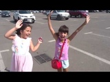 Едем в МакДональдс с Кристиной и в Развлекательный центр (East point Tbilisi)