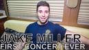 Jake Miller - FIRST CONCERT EVER Ep. 58