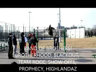 Extra footage from the team rocc shoot, band of brothers