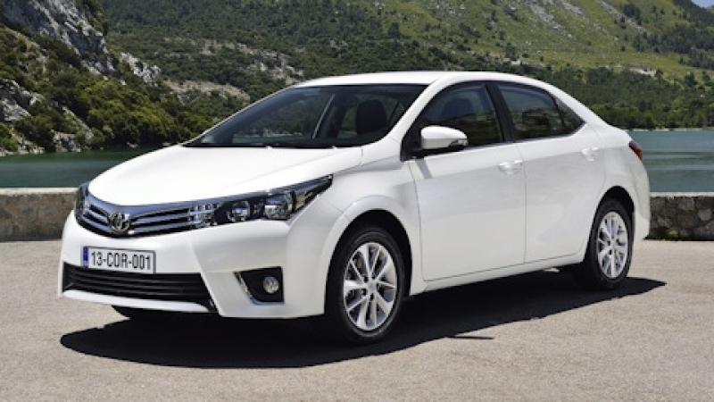 Toyota Corolla с вариатором - Тест Драйв (Жорик Ревазов)