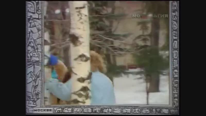 ВИА Весёлые ребята - Розовые розы (клип-1989)
