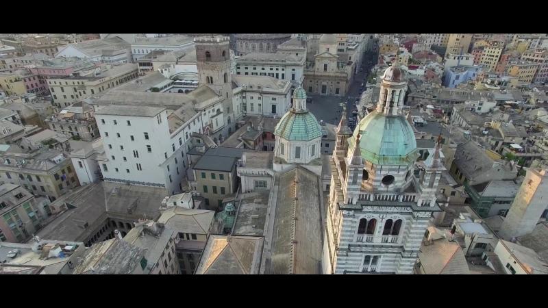 Genova Drone Video Tour ¦ Expedia