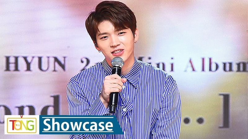 INFINITE Nam Woo Hyun 'If only you are fine' Showcase -TALK- (인피니트, 남우현, 너만 괜찮다면)