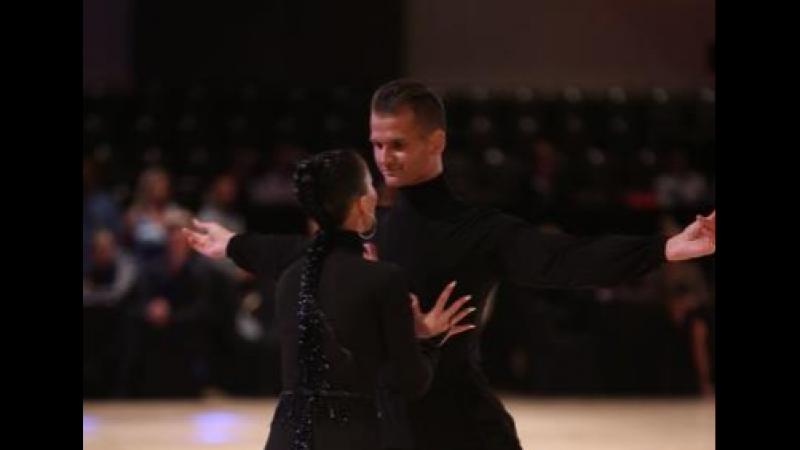 88. 08.09.2015. США, Флорида, Орландо. United States Dance Championships. US National Pro Rising Star Latin. Ча-ча. С Анастасией