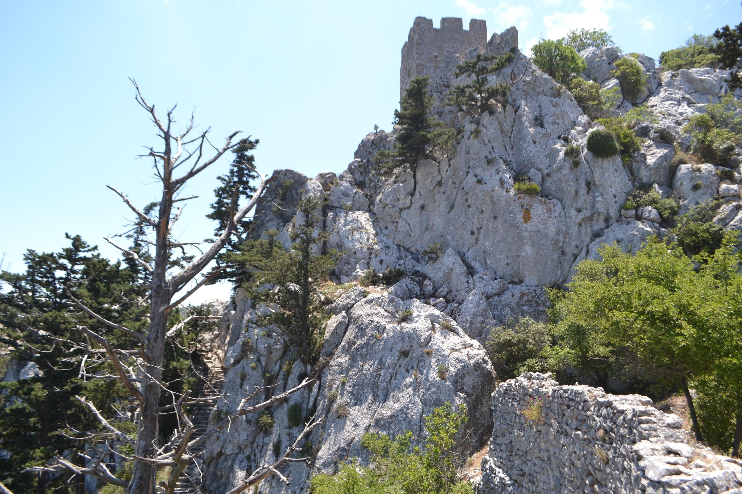 Северный Кипр. Замок Святого Иллариона. (фото). - Страница 3 OSd0BIeMlCo